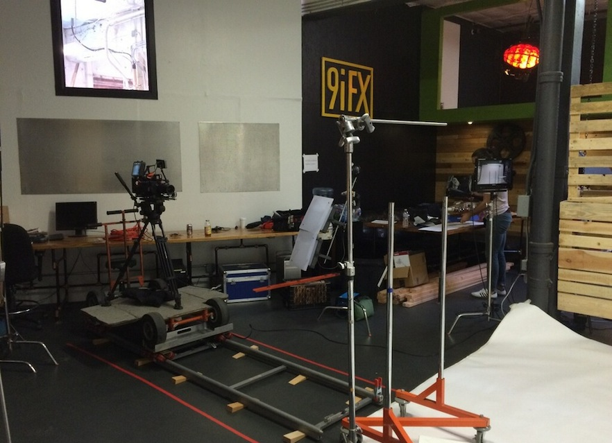 9iFX & DHX Team up to Produce a Commercial for Rehau!