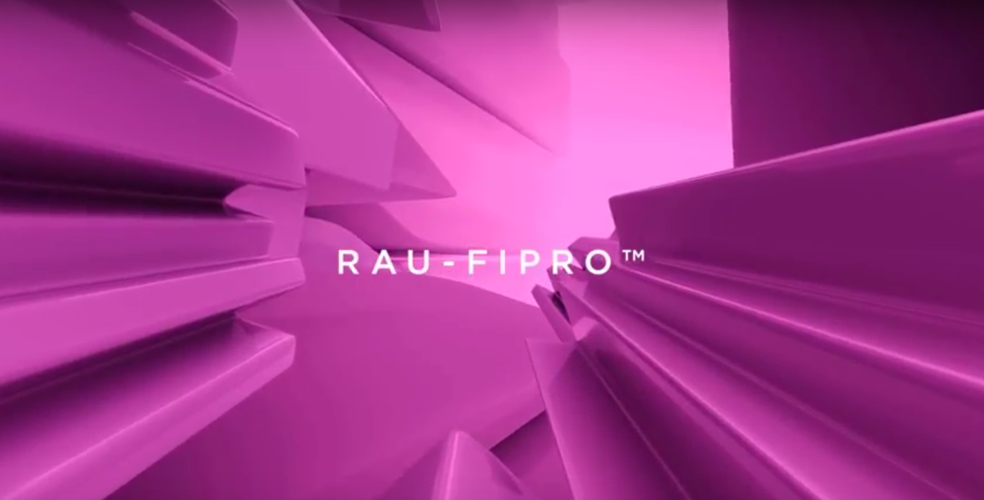 Commercial for Rau-FIPRO from Rehau